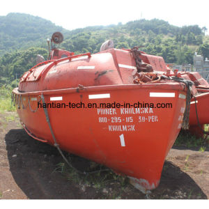 Second Hand Fiberglass Motor Boat with Engine pictures & photos