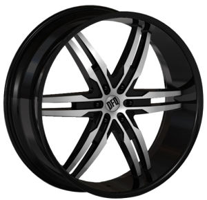 Kinds of finish Alloy Wheel (1626) pictures & photos