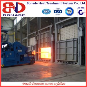 Professional Box Type Gas Heat Treatment Furnace pictures & photos