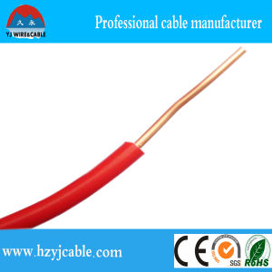 Electrical Cable Single Core Wire Manufacturer, PVC Insulation Price Cable pictures & photos