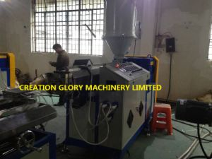 Competitive Stable Running PVC Profile Plastic Extruding Producing Machinery pictures & photos