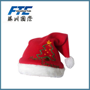 2016 Promotional Gifts Santa Claus′cap & Hat pictures & photos