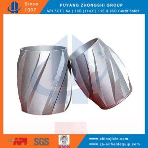 Slip on Cast Aluminium Rigid/Solid Body Centralizers pictures & photos