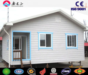 Prefabricated House with Professional Design (pH-65) pictures & photos