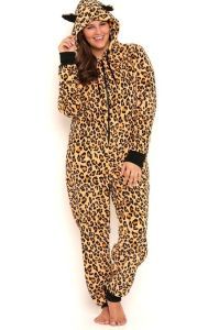 100% Polyester Fleece Onesie