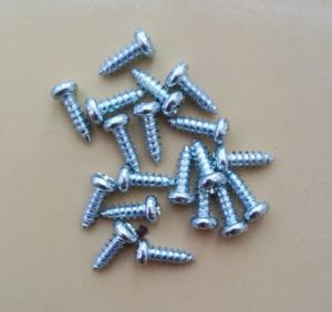DIN7981 Self Tapping Screws Pan Head with Carbon Steel Zinc Plated