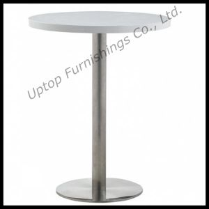 Modern Style Round Cafe Table for Restaurant (SP-RT322) pictures & photos