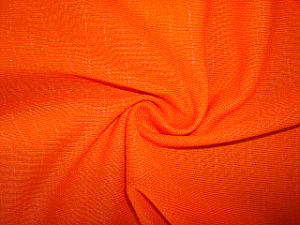 Modacrylic Fire Retardant Fabric High Visibility Fabric Orange Fluorescence Color pictures & photos