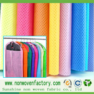 China PP Nonwoven Home Textile Fabric pictures & photos