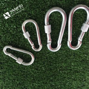 Galvanized Spring Snap Hook with Nut pictures & photos