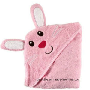 Cotton Hooded Bath Towel for Baby/ Kids/Children pictures & photos