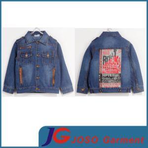 Factory Wholesale Blue Jean Jackets for Boys (JT8005) pictures & photos