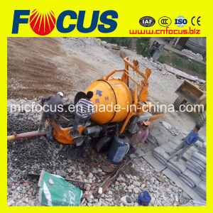 Jbt30 Electric or Diesel Concrete Mixing Pump for Sale pictures & photos