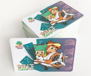 High-Grade Custom Paperboard VIP Card pictures & photos