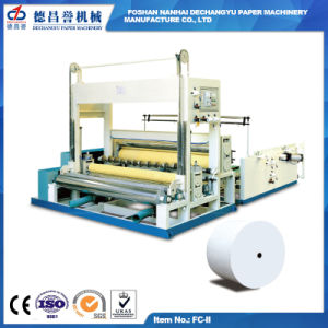 Toilet Jumbo Roll Slitting Rewinder pictures & photos