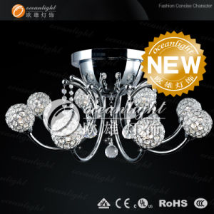 Russian crystal chandelier OM8008-8C pictures & photos