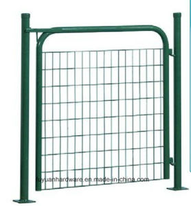 Decorative Gate Swing Garden Fencing Gate pictures & photos