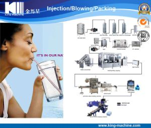 China Perfect Pure Water Bottling Machine for Pet Bottle pictures & photos