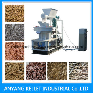 Competitive Price for Sawdust Wood Pellet Press Machine Made in China