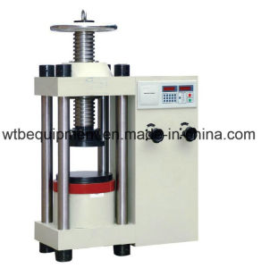 200t Manual Digital Display Concrete Compression Testing Machine pictures & photos