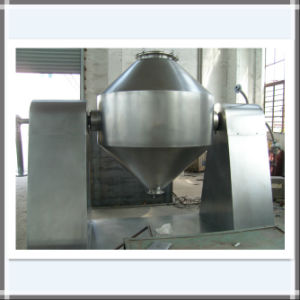 Cmpd Model Double Cone Type Metal Powder Mixer pictures & photos