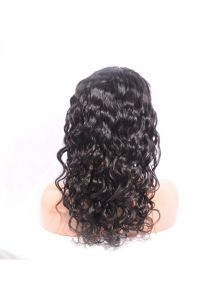 Human Hair Loose Wave Lace Front Wig Can Put Ponytail pictures & photos