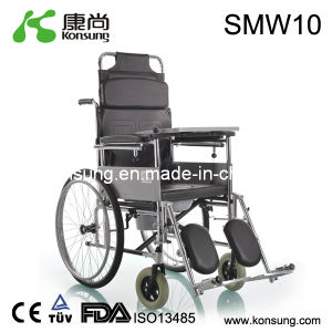 Steel Manual Wheelchair (SMW10)
