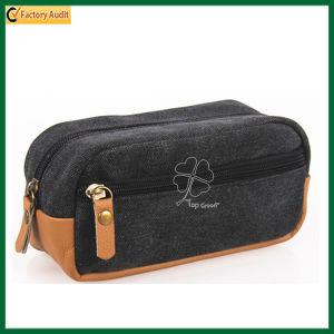 High Quality Durable Canvas Pen Bag (TP-PCB011) pictures & photos