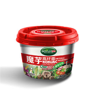 Low Calorie Lunch Shirataki Instant Cup Noodle
