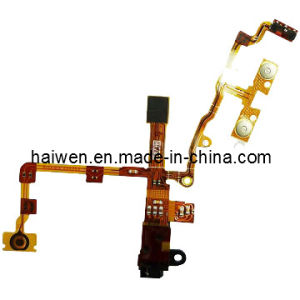 for iPhone 3GS Volume Switch Flex Cable Black