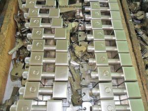 Armoured Lock, Ske Golden Color Inside Lock, Steel Padlock Al-92 pictures & photos