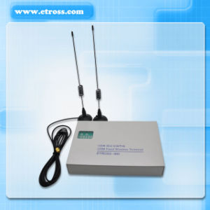 New 900/1800MHz 2 Channels 2 Ports GSM Gateway Fixed Wireless Terminal FWT Compatible to Telephones, PBX and VoIP Gateways, Alarm Systems pictures & photos