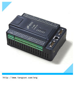 32 Analog Input PLC T-903 (Modbus RTU/TCP) with Free Programming Software, Cable and OPC Server pictures & photos