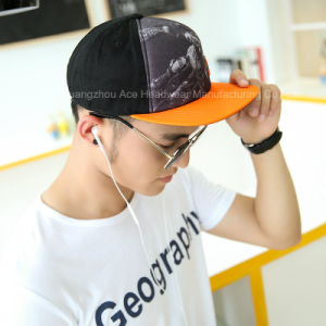 Printed Nylon Sports Racing Cap (ACEW213) pictures & photos