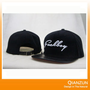 New 3D Embroidery 6 Panel Snapback Hats pictures & photos