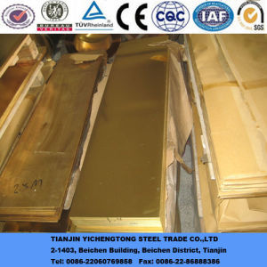 High Pure Brass Material Brass Clad Laminated Sheet pictures & photos