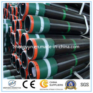 Hot DIP Galvanized Seamless Steel Pipe pictures & photos