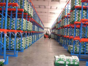 High Quality Industrial Steel Rack for Heavy Duty Pallet Storage pictures & photos