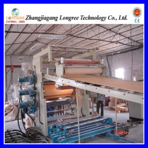 PVC Sheet Extruder, Foam Sheet Machine, Multilayer Sheet Extruder with Good Quality and Service pictures & photos