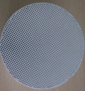Cordierite/Sic DPF Diesel Particulate Filter for Exhaust System pictures & photos