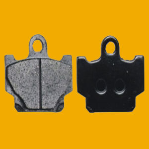 Motorbike Parts, Motorcycle Brake Pad for Ft102 pictures & photos
