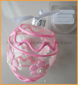 Wholesale Hand Blown Glass Easter Egg pictures & photos