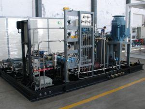 High Pressure Compressor Oil Free Compressor for Daughter Gas Filling Station
