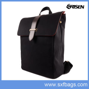 Fashion Laptop Wholesale Blank Canvas Backpacks pictures & photos
