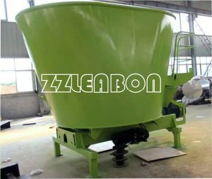 Vertical Feed Mixer Mobile Vertical Tmr Feed Mixer pictures & photos