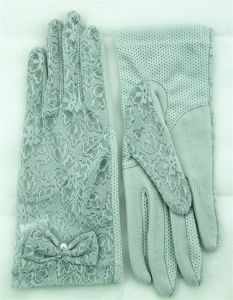 Lady Fashion Gloves (JYG-25016) pictures & photos