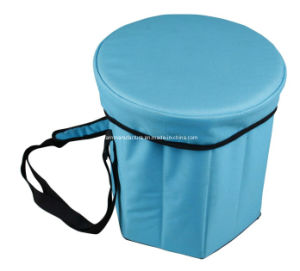 Storage Stool with Cooler Storage Seat with Cooler pictures & photos