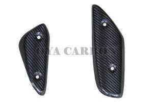 Carbon Fiber Heel Plates for Aprilia Mana 850 2009-2010 pictures & photos