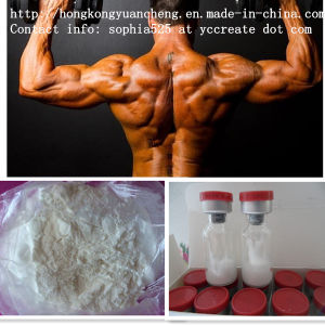 Human Growth Bodybuliding Powder Polypeptide Selank CAS 129954-34-3 pictures & photos