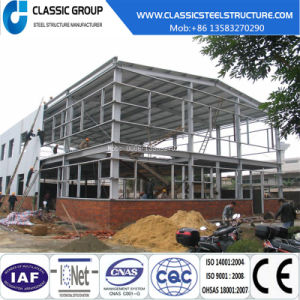 Easy Build Multi-Floor Steel Structure Warehouse/Workshop/Hangar pictures & photos